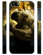 Load image into Gallery viewer, The Incredible Hulk Superhero Iphone 4s 5 6S 7 8 X XS Max XR 11 Pro Plus Case 7