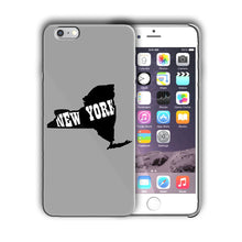 Load image into Gallery viewer, New York State Iphone 4 4s 5 5s 5c SE 6 6s 7 + Plus Case Cover 03