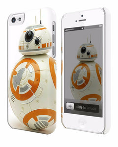 Star Wars BB-8 Droid Iphone 4s 5 6 7 8 X XS Max XR 11 Pro Plus Case SE 02