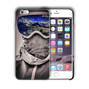 Extreme Sports Snowboarding Iphone 4s 5s 5c SE 6 6s 7 8 X XS Max XR Plus Case 08
