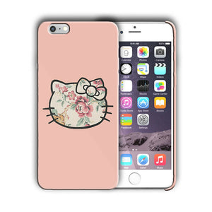 Animation Hello Kitty Iphone 4 4s 5 5s 5c SE 6 6s 7 8 X XS Max XR Plus Case 01