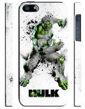 Load image into Gallery viewer, Incredible Hulk Superhero Iphone 4s 5 5s 5c SE 6S 7 8 X XS Max XR Plus Case 10