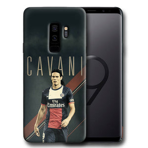 Edinson Cavani Samsung Galaxy S4 5 6 7 8 9 Edge Note 3 4 5 8 9 Plus Case Cover 2