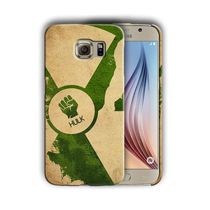 Super Hero Hulk Samsung Galaxy S4 S5 S6 S7 S8 Edge Note 3 4 5 8 Plus Case n1