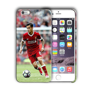 Philippe Coutinho Iphone 4S 5s SE 6S 7 8 X XS Max XR 11 Pro Plus Case Cover 2