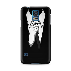 Anonymous Mobile Samsung Galaxy S4 S5 S6 Edge Note 3 4 5 + Plus Case Cover 166