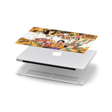 Load image into Gallery viewer, Anime One Piece MacBook case for Mac Air Pro M1 13 16 Cover Skin SN170