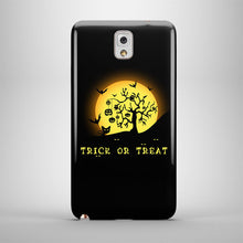 Load image into Gallery viewer, Halloween Trick Or Treat Samsung Galaxy S4 S5 S6 Edge Note 3 4 5 + Plus Case
