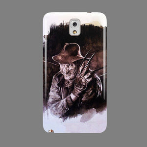 Freddy Krueger Samsung Galaxy S4 5 6 7 8 9 10 E Edge Note 3 - 10 Plus Case sg2