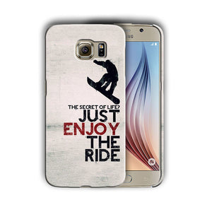 Extreme Sports Snowboarding Galaxy S4 S5 S6 S7 Edge Note 3 4 5 Plus Case 04