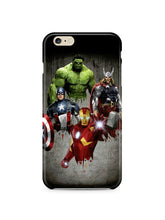 Load image into Gallery viewer, The Incredible Hulk Avengers Iphone 4s 5 6 7 8 X XS Max XR 11 Pro Plus Case 2