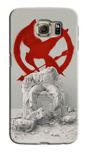 Load image into Gallery viewer, The Hunger Games Mockingjay Samsung Galaxy S4 S5 S6 Edge Note 3 4 5 +  Plus Case
