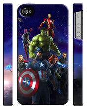 Load image into Gallery viewer, Avengers Age Of Ultron Iphone 4s 5 5s 5c 6 6S 7 8 X XS Max XR Plus Case Comics