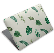 Load image into Gallery viewer, Tropical Plants Gift MacBook case for Mac Air Pro M1 13 16 Cover Skin SN220
