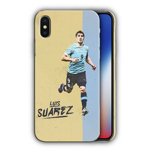 Luis Suarez Iphone 4 4S 5 5s 5c SE 6 6S 7 8 X XS Max XR Plus Case Cover 4