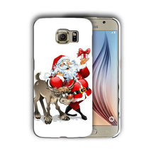 Load image into Gallery viewer, Santa Claus Christmas Samsung Galaxy S4 5 6 7 8 9 10 E Edge Note Plus Case 3