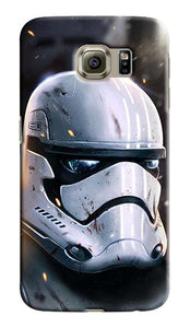 Star Wars Stormtrooper Samsung Galaxy S4 S5 S6 Edge Note 3 4 5 + Plus Case 141