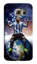 Load image into Gallery viewer, Leo Messi Argentina Samsung Galaxy S4 5 6 7 8 9 10 E Edge Note 3-10 Plus Case 04