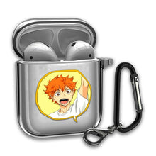 Load image into Gallery viewer, Anime Haikyu!! Silicone Case for AirPods 1 2 3 Pro gel clear cover SN 193