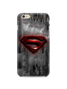 Iphone 4s 5s 5c 6 6S 7 8 X XS Max XR Plus Case Cover Superman Marvel Comics