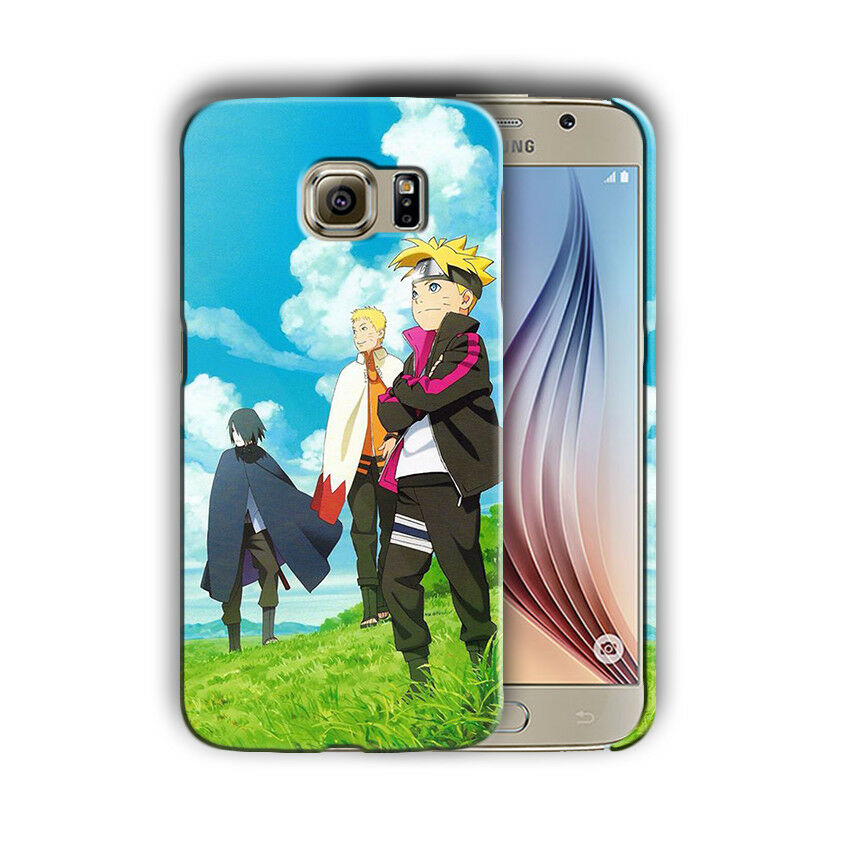 Animation Boruto Samsung Galaxy S4 5 6 7 8 Edge Note 3 4 5 8 Plus Case Cover 05