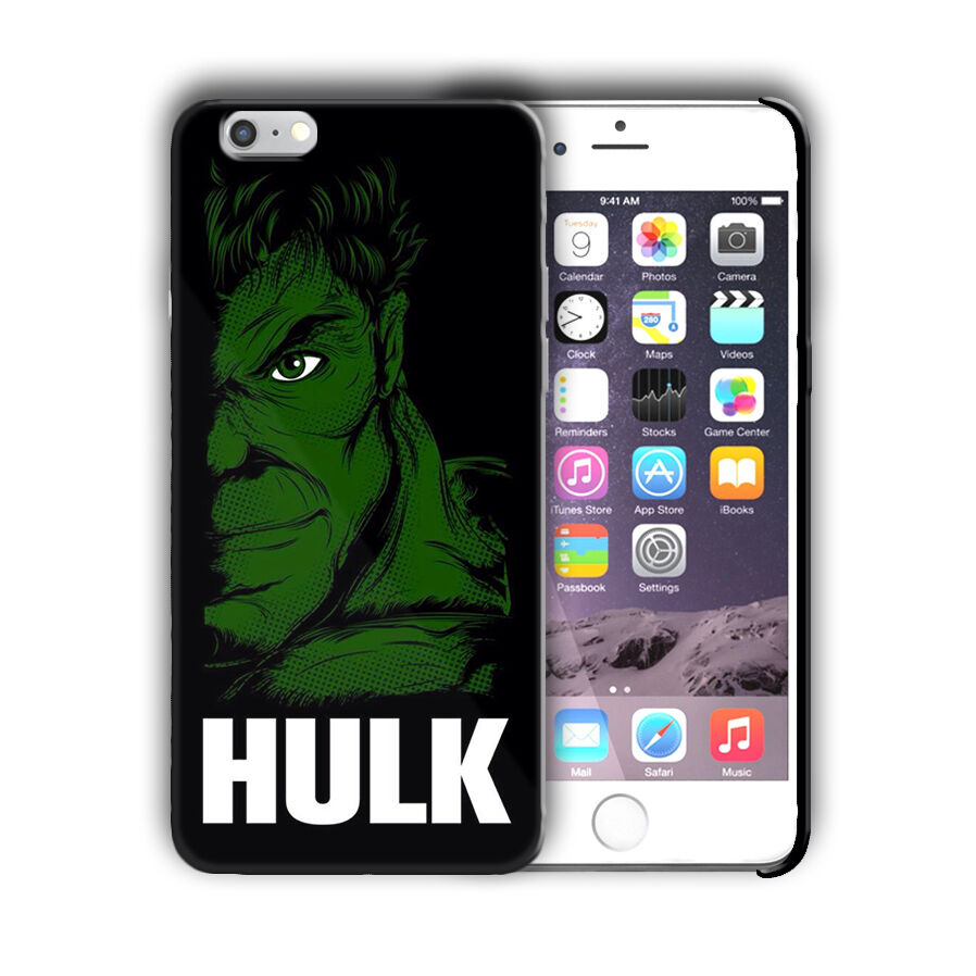 Super Hero Hulk Iphone 4 4s 5 5s SE 6 7 8 X XS Max XR 11 Pro Plus Case Cover n10