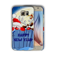 Load image into Gallery viewer, Santa Claus Christmas Samsung Galaxy S4 5 6 7 8 9 10 E Edge Note Plus Case 8