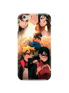 Boruto Next Generations Iphone 4s 5s 5c SE 6 6s 7 8 X XS Max XR Plus Case 09