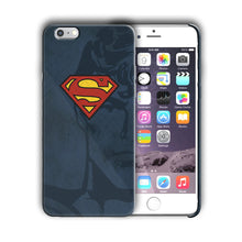Load image into Gallery viewer, Super Hero Superman Iphone 4s 5 SE 6 6s 7 8 X XS Max XR 11 Pro Plus Case n4