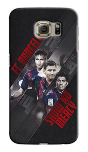 Messi Neymar Suarez Samsung Galaxy S4 S5 S6 7 8 Edge Note 3 4 5 + Plus Case 07
