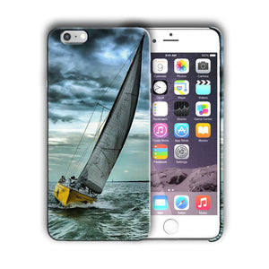 Extreme Sailing Yachting Iphone 4s 5s 5c SE 6 6s 7 8 X XS Max XR Plus Case 09
