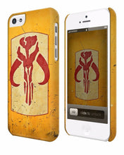 Load image into Gallery viewer, Star Wars Mandalorian Iphone 4s 5 6 7 8 X XS Max XR 11 Pro Plus Case SE 09