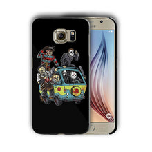 Load image into Gallery viewer, Halloween Characters Samsung Galaxy S5 6 7 8 9 10 E Edge Note 3 -10 Plus Case 14