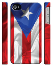 Load image into Gallery viewer, Puerto Rico Flag Boricua iPhone 4S 5S 5c 6S 7 8 X XS Max XR 11 Pro Plus Case ip4