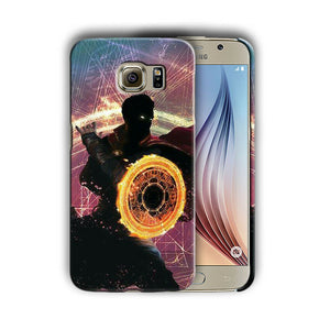 Doctor Strange Samsung Galaxy S4 5 6 7 8 9 10 E Edge Note 3 - 10 Plus Case n1