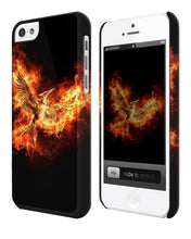 Load image into Gallery viewer, The Hunger Games Mockingjay Iphone 4s 5 5s 5c 6 6s 7 8 X XS Max XR Plus Case i3