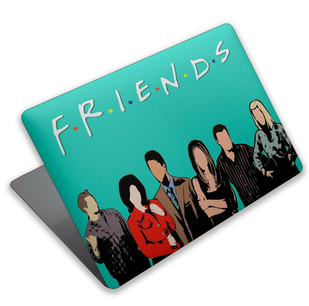 Friends Series MacBook case for Mac Air Pro M1 13 16 12 inch Cover Gift 02