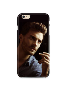 Jamie Dornan 50 Fifty Shades of Grey Case Cover Iphone 4s 5 5s 5c 6 6S 7 + Plus