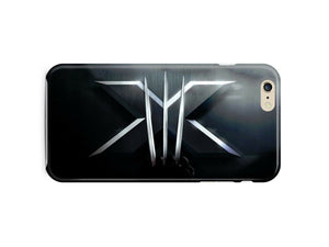 Iphone 4s 5 5s 5c 6 6S 7 8 X XS Max XR Plus Hard Cover Case X-Men Logo Marvel