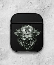 Load image into Gallery viewer, Halloween Pennywise Clown case for AirPods 1 or 2 protective cover skin