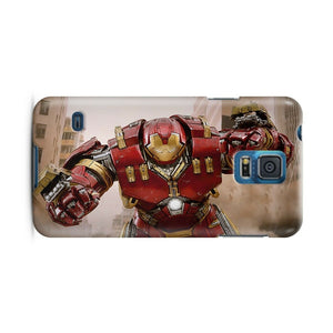 Iron Man Avengers Samsung Galaxy S4 S5 S6 Edge Note 3 4 5 + Plus Case Cover sg4