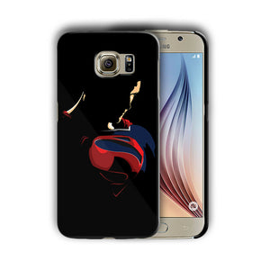 Super Hero Superman Samsung Galaxy S4 5 6 7 8 9 10 E Edge Note Plus Case n13