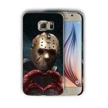 Load image into Gallery viewer, Halloween Jason Samsung Galaxy S4 5 6 7 8 9 10 E Edge Note 3 - 10 Plus Case n7