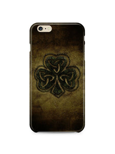 Ireland Irish Clover Shamrock iPhone 4S 5S 6S 7 8 X XS Max XR 11 Pro Plus Case 2