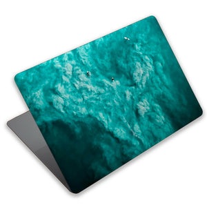 Nature Ocean Surfing MacBook case for Mac Air Pro M1 13 16 Cover Skin SN157