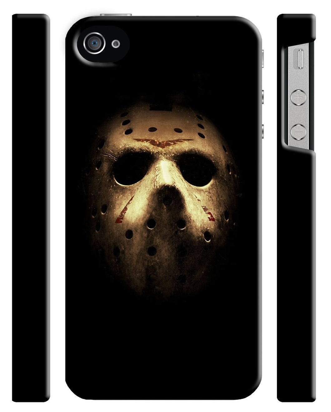 Halloween Friday The 13th Jason Iphone 4s 5 5s 5c 6 6s 7 8 X Plus Case Cover ip2