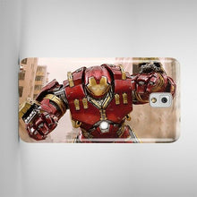 Load image into Gallery viewer, Iron Man Avengers Samsung Galaxy S4 S5 S6 Edge Note 3 4 5 + Plus Case Cover sg4
