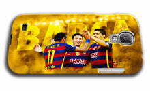 Load image into Gallery viewer, Messi Neymar Suarez Samsung Galaxy S4 S5 S6 7 8 Edge Note 3 4 5 + Plus Case 06