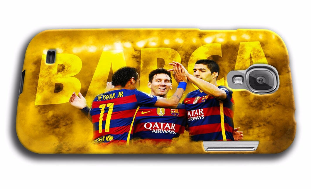 Messi Neymar Suarez Samsung Galaxy S4 S5 S6 7 8 Edge Note 3 4 5 + Plus Case 06