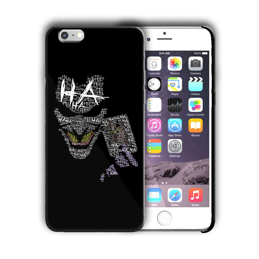 Super Villain Joker Iphone 4s 5 5s SE 6 6s 7 8 X XS Max XR 11 Pro Plus Case n5